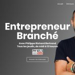 Entrepreneur Branché par 3leadership Marketing web pour PME